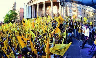 La juventud potosina respalda a los candidatos del PRD: Ricardo Gallardo Cardona