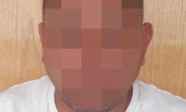 """Sujeto fue arrestado por relación a distintos robos a comercios, además de encontrarle """"cristal"""""""