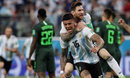 Salva el pellejo, Argentina pasa a octavos en la Copa del Mundo