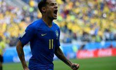 Brasil despertó en segundo tiempo y anota 2 contra Costa Rica