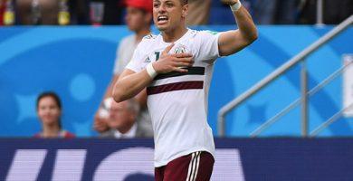 México avanza como líder de grupo al vencer a Corea
