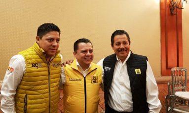 Líder nacional del PRD, en cierre de campaña de Gallardo Juárez