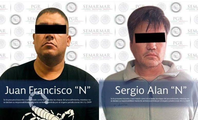 Detienen en Jalisco a dos presuntos operadores del CNG