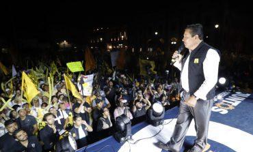 Ricardo Gallardo Juárez invita a indecisos a reforzar su proyecto progresista de gobierno