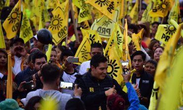 Diputados dek PRD vivirán en la honrosa medianía: Luis Felipe Castro