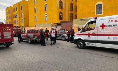 Movilización en la Simón Díaz, reportaban hombre baleado