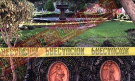 Localizan cadáver flotando en Fuente de Plaza de Armas