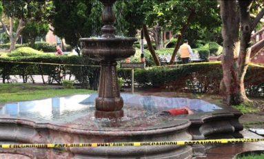 PGJE confirma muerte por infarto en caso de cuerpo flotando en fuente de Plaza de Armas