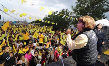 El 1° de julio será una fiesta cívica de los potosinos: Leonor Noyola Cervantes