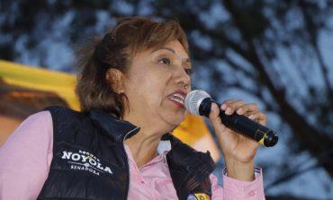 """Plan de """"ciudades amigas del migrante"""", anuncia Leonor Noyola"""