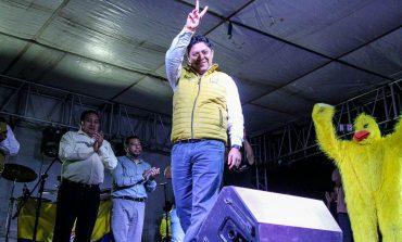 Romperemos récord en votaciones: Gallardo Cardona