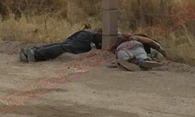 Asesinan a dos en Villa de Arriaga