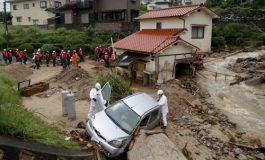 Lluvias dejan 54 muertos en Japón