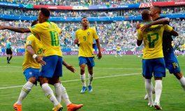 ¡Se acabó el sueño! Brasil elimina y vence a México