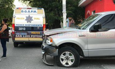 Choque en Arroyo de las Vírgenes desata polémica, vecinos acusan a peritos municipales de actuación indebida