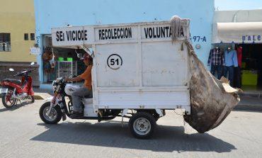 Constante vigilancia a personas dedicadas al servicio de recolección de basura