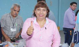 El PREP coloca a Leonor Noyola Cervantes como virtual senadora