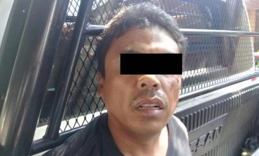 Ciudadanos aseguran a presunto ladrón de celular