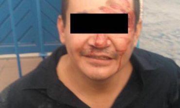 Vecinos tunden a golpes a ladrón, con lujo de violencia intentó robar un celular