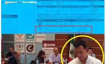 Interviene gobernador priista Carreras para robarle el triunfo a Antonio Acosta en Tamazunchale