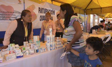 Aumenta participación ciudadana en donación de medicamentos