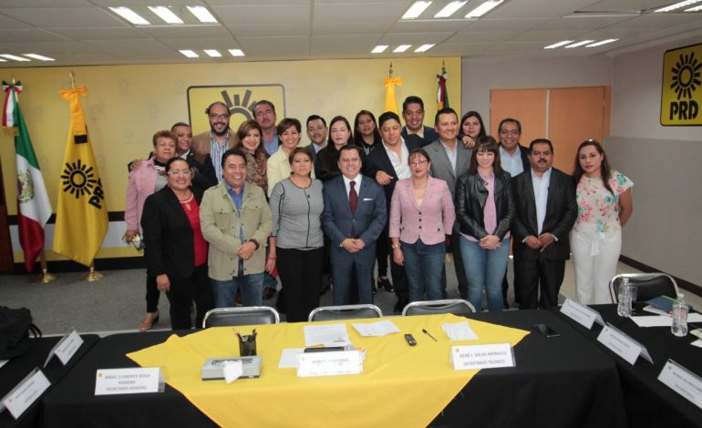 Ricardo Gallardo Cardona: Coordinador de bancada perredista en Cámara de Diputados