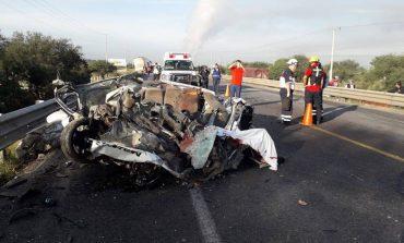 Fatal encontronazo en Carretera a Villa de Reyes