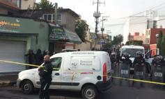Matan a esposa de magistrado en balacera de Coyoacán