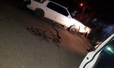 Tras persecución recuperan auto robado