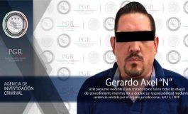 Cae Gerardo Axel, segundo al mando del Cártel del Noreste