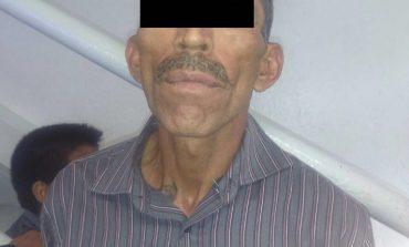 Arrestan a sujeto por intento de robo en Aurrerá