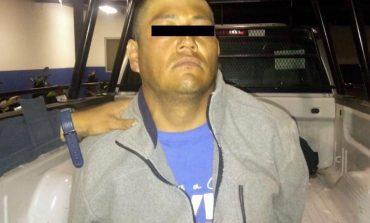 Aseguran a sujeto que con machete amenazó a vecinos de La Campiña