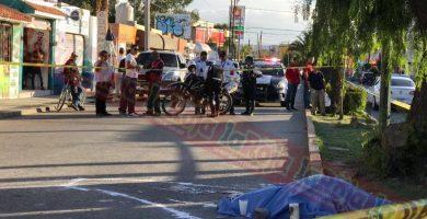 1 muerto y 3 menores lesionados en accidente de motocicleta
