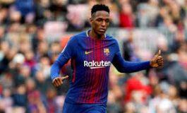 Trasladan al colombiano Yerry Mina al Everton por más de 30 millones de euros