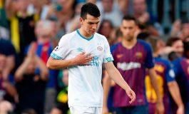 Messi amarga el debut del Chucky y Guti en la Champions League