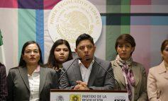 Presenta Ricardo Gallardo Cardona punto de acuerdo para aumentar el salario mínimo en SLP