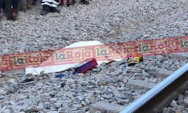 Niño de 3 años es arrollado por el tren