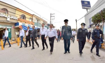 Colorido y marcial desfile de la Independencia en Soledad