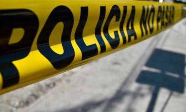 Matan a policía estatal frente a su casa en Estado de México