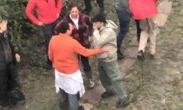 Rescatan a 4 excursionistas de la Sierra de San Nicolás Tolentino