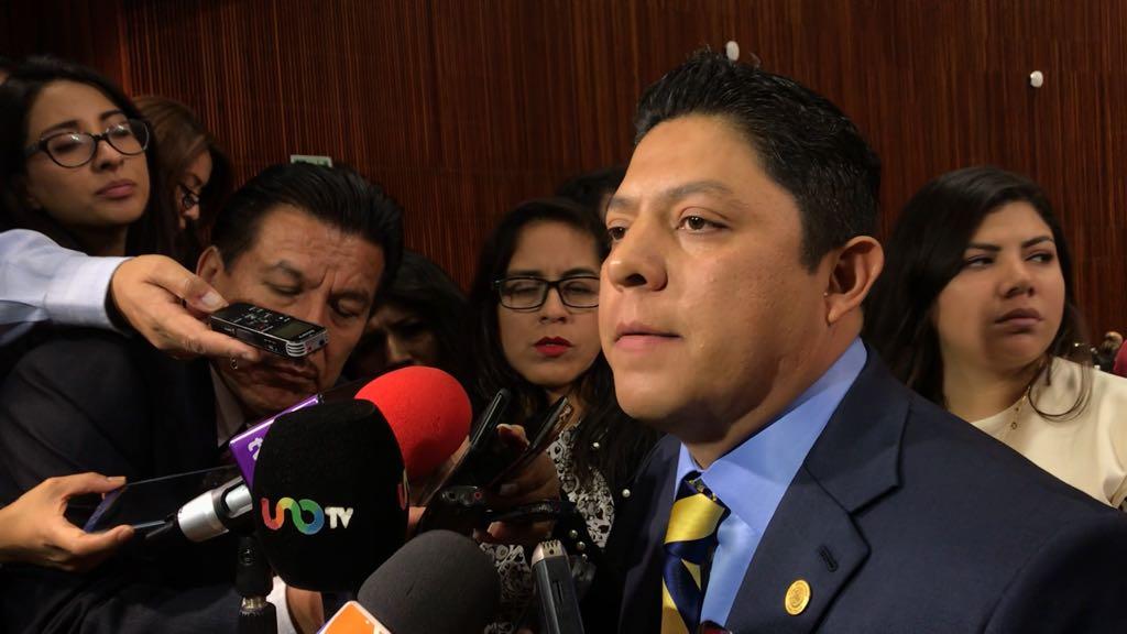 Diputados sin partido respaldan a Arturo Herrera en Hacienda: Ricardo Gallardo