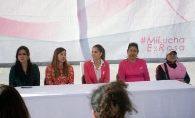 Inauguran Semana  dedicada a la prevención del cáncer de mama en Soledad