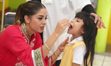 Arranca DIF de Soledad campaña de vacunación