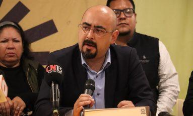 Nepotismo e incompetencia no pueden taparse con falsas denuncias: Ernesto Barajas