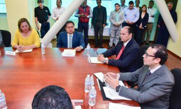 Alcalde de Soledad pide al INTERAPAS atención a reclamos de usuarios