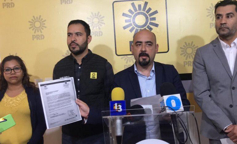 Nava incurre en delitos penales al desalojar a autoridades del IMPLAN: PRD