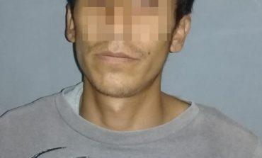 Detienen a pareja acusada de allanamiento de morada en Santo Tomás
