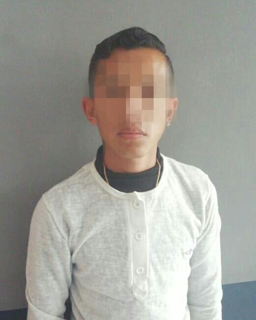 Recuperan en Soledad vehículo robado en Aguascalientes, hay un detenido