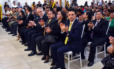 Diputados acudieron a tomas de protesta de alcaldes electos