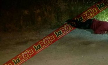 Ultimado a balazos; un ejecutado más en Matehuala